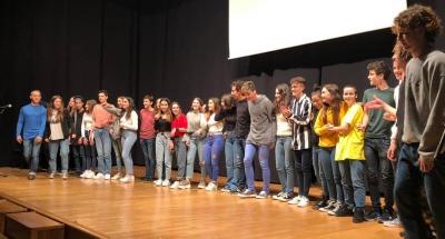 Concert de Nadal a favor de La Maratço de TV3