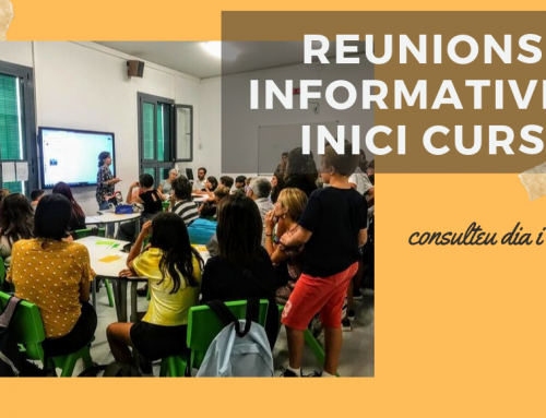 Reunions informatives