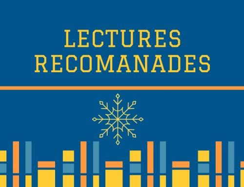 Lectures recomanades Nadal 2019