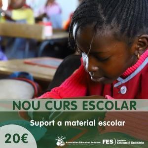 matreial solidari per Senegal