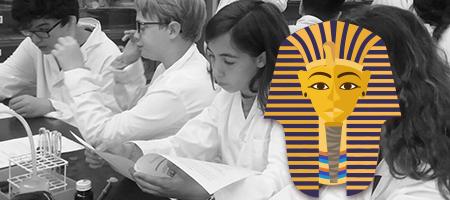 La maledicció de Tutankhamon