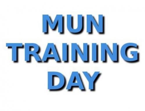 Mun Training Day, fem d'ambaixadors
