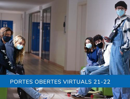 Noves sessions de Portes Obertes Virtuals