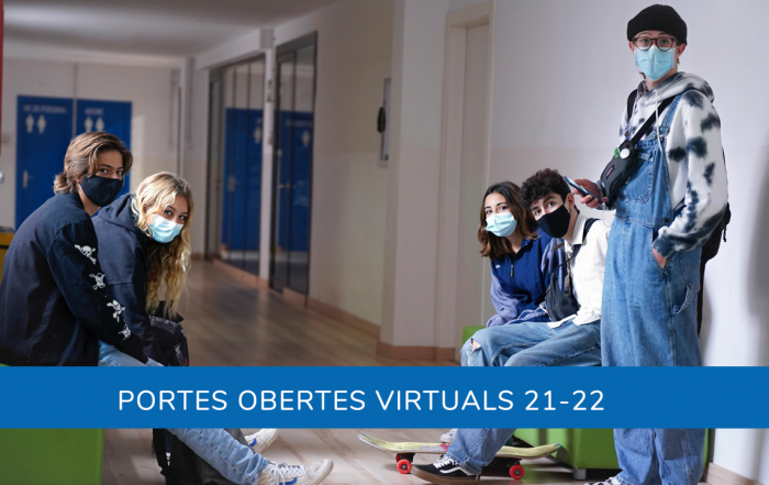 Portes Obertes Virtuals 21-22