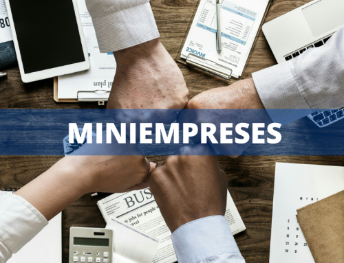 Exposició projecte Miniempreses