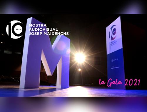 Premiats a la Mostra Audiovisual!