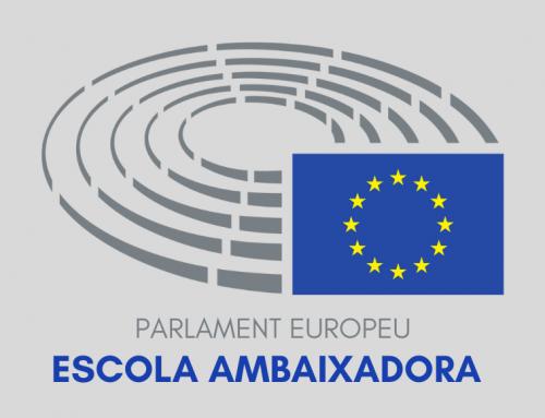 Som Escola Ambaixadora del Parlament Europeu