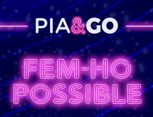 3, 2, 1… PIA&GO!
